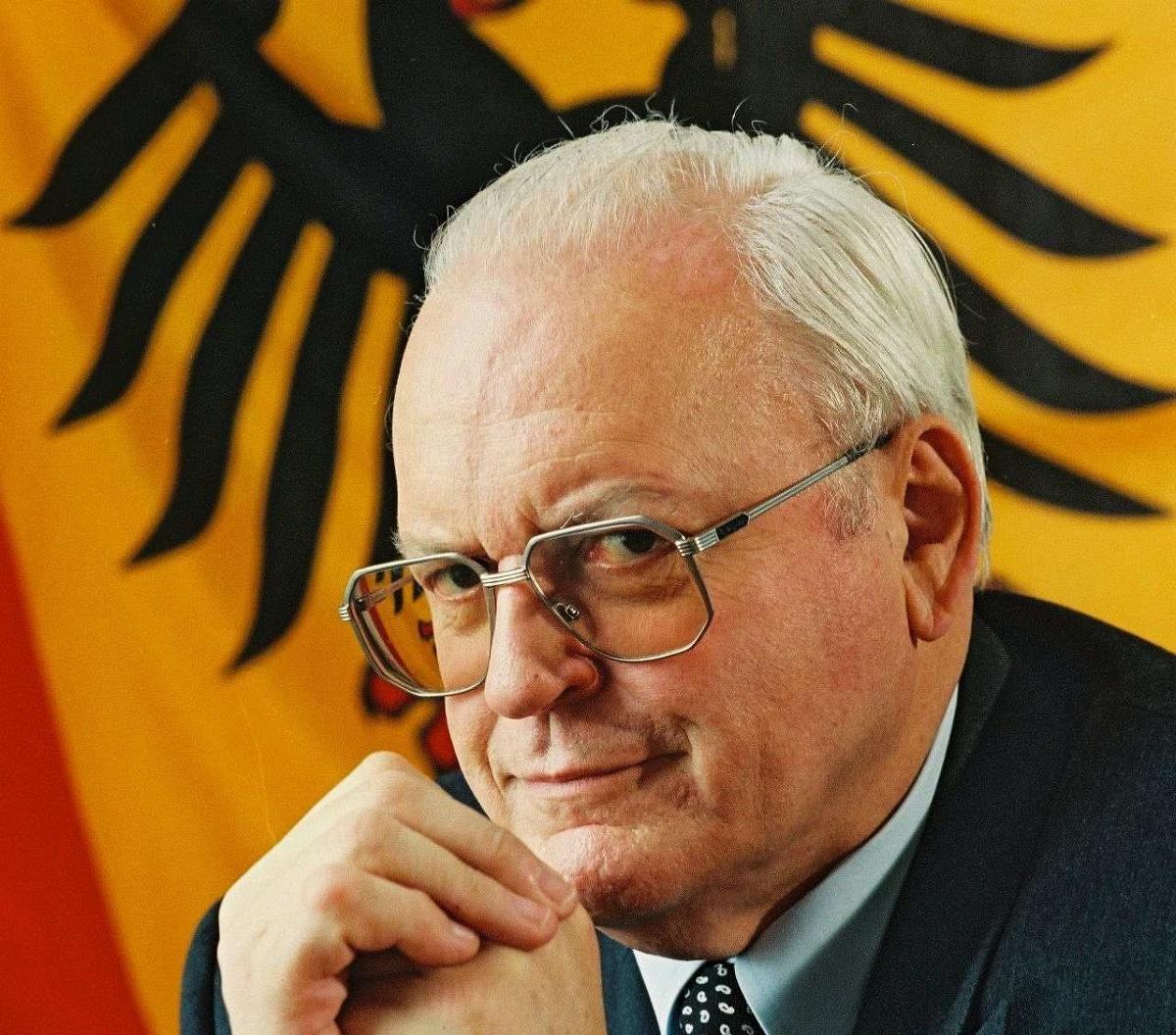 A murit Roman Herzog, primul președinte al Germaniei. Decesul a fost anunțat marți dimineață de către biroul președinției germane.