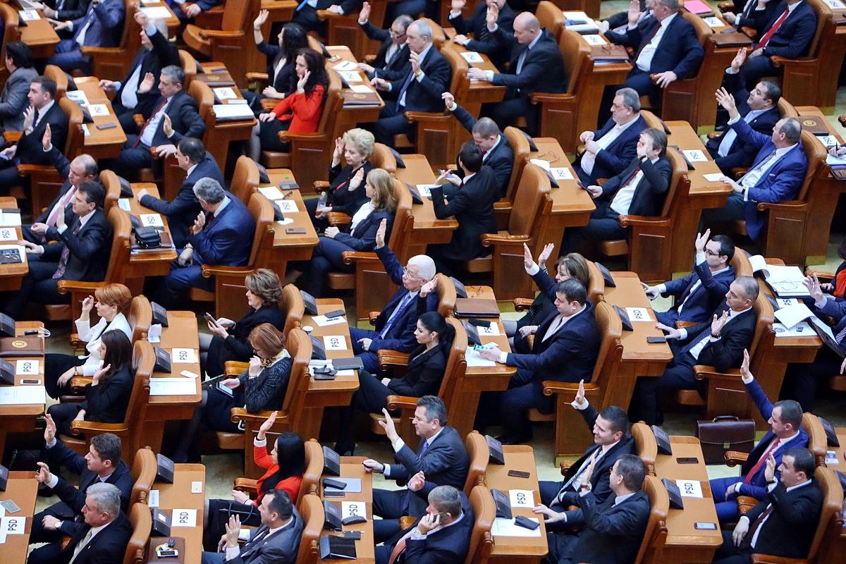 Bugetul Camerei Deputaților pentru anul 2017 va fi cu 17% mai mic decât cel din 2016