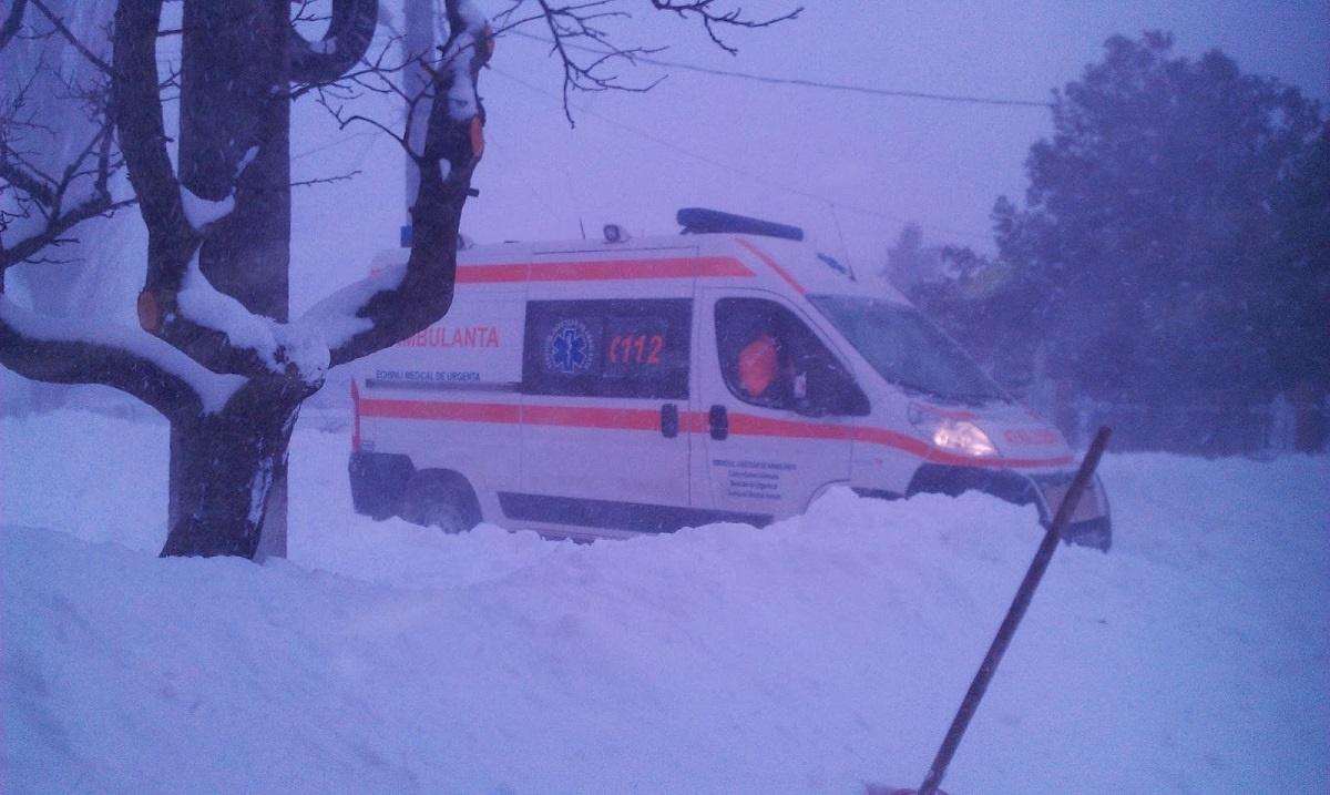 Buzău, județ cu probleme. Vremea rea care s-a năpustit asupra României în ultimele ore cauzează probleme în zeci de județe din toată țara.