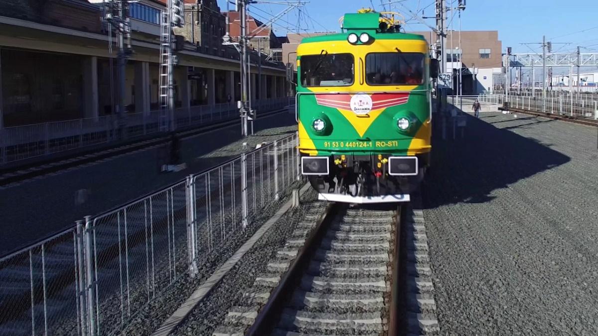 Companie nouă pe liniile ferate române. O inițiativă unică în țara noastră va fi pusă în practică în prima lună a lui 2017.