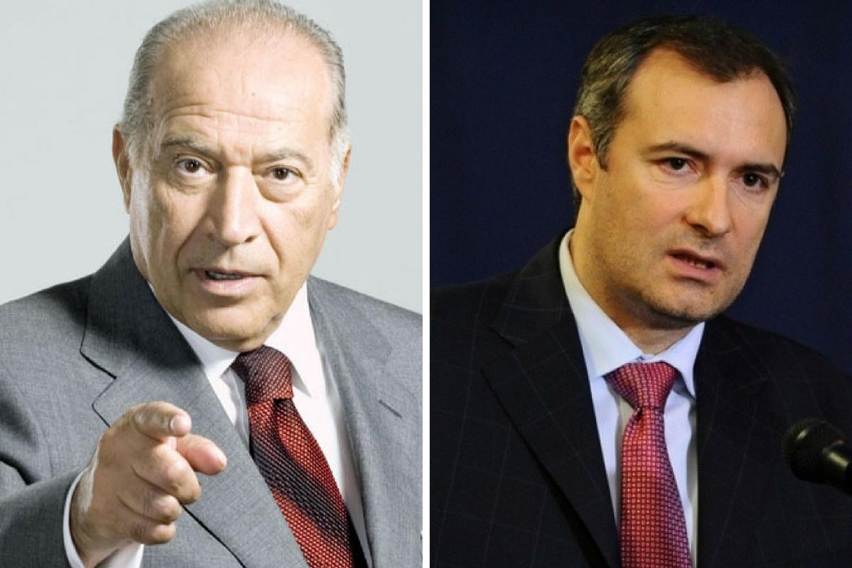 Dan Voiculescu le-a cerut avocaților săi să depună o plângere penală pe numele lui Florian Coldea, pentru implicarea în dosarul Telepatia