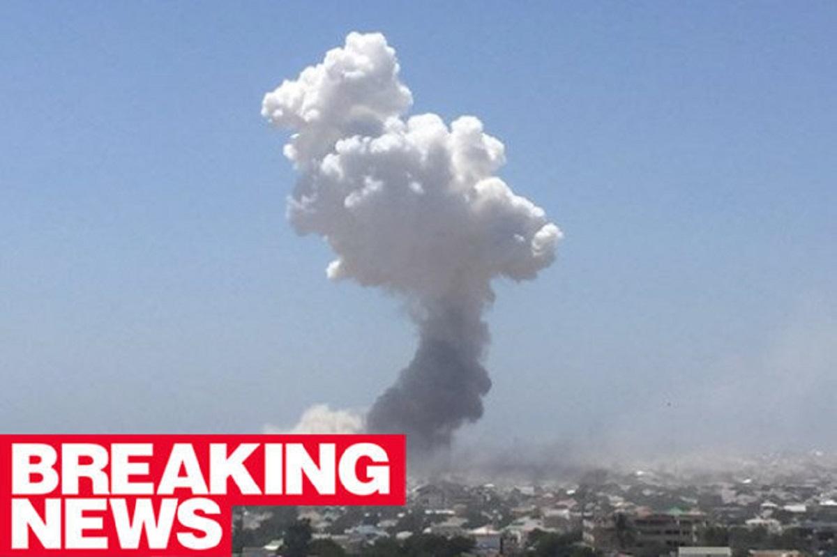 Explozie în Mogadishu, în apropierea aeroportului