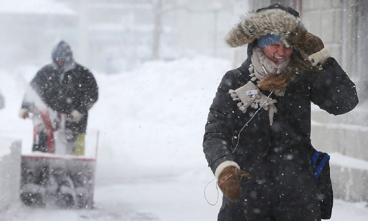 Polonia a fost lovită de un val de aer foarte rece în ultima perioadă. Ieri, 8 ianuarie, 10 persoane au decedat din cauza frigului.