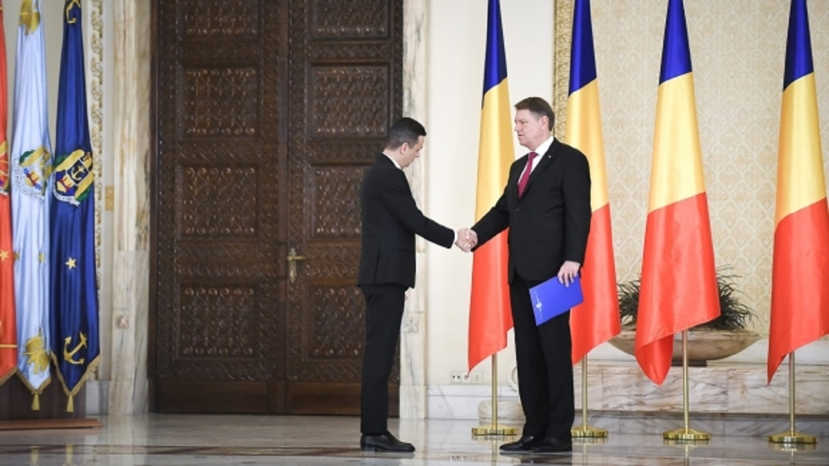 Klaus Iohannis și Sorin Grindeanu se vor întâlni la Palatul Cotroceni, la ora 15:00. Se va discuta problema bugetului.