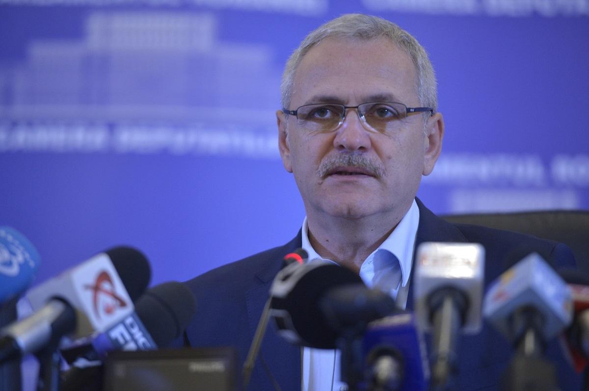 Liviu Dragnea se află la primul termen în dosarul în care este acuzat de abuz în serviciu. Președintele PSD este în fața magistraților.