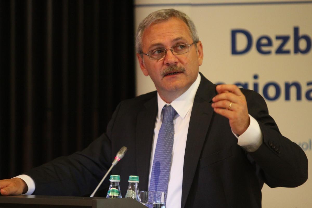 Liviu Dragnea a criticat atitudinea negativă a PNL-ului, despre care spune că încearcă blocarea progresului României.