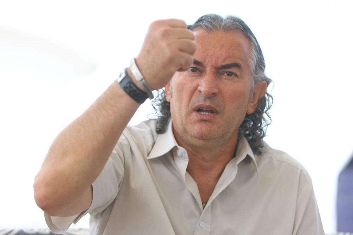 """Miron Cozma este audiat la Parchetul instanței supreme. El trebuie să dea explicații în dosarul """"Mineriada""""."""