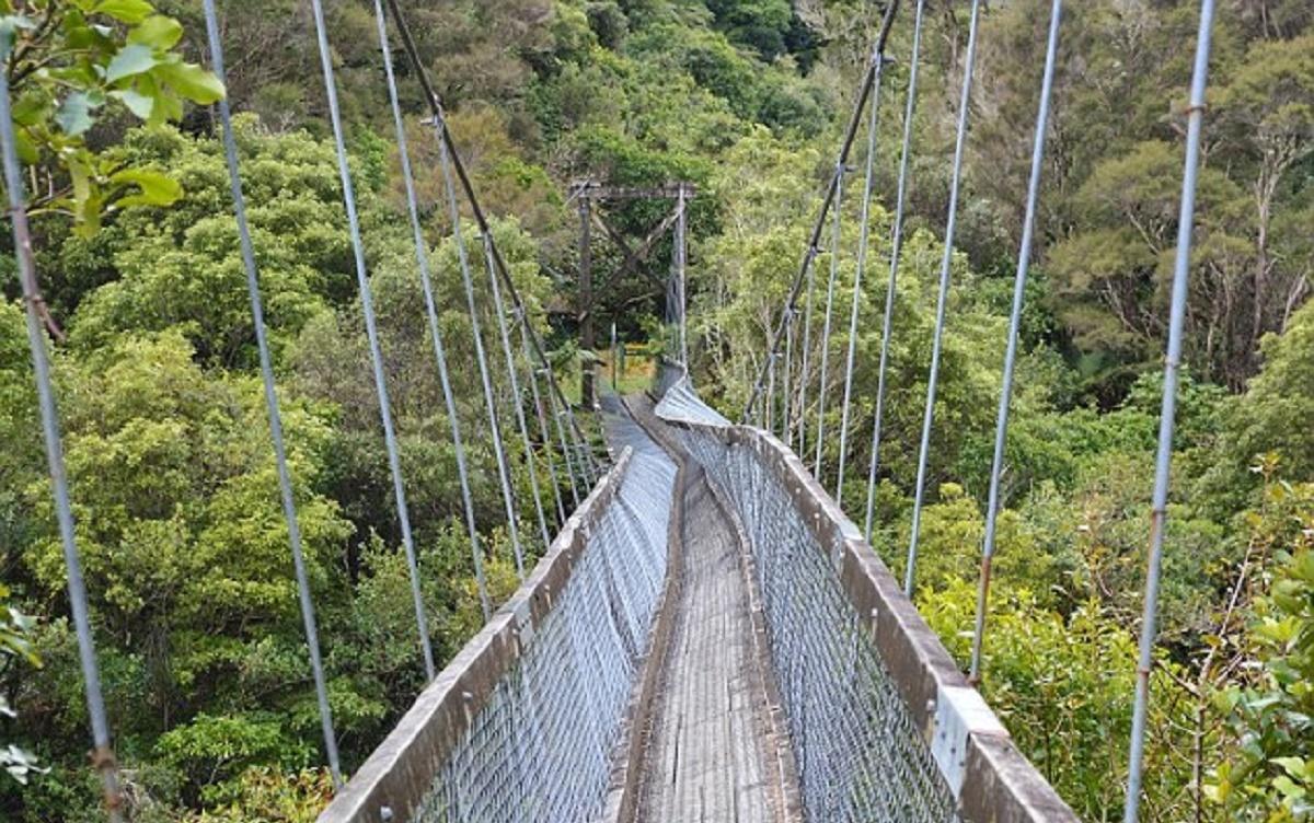 Un pod prăbușit în orașul columbian Villavicencio a adus moartea a cel puțin 11 persoane. Podul era construit din frânghi și lemn.