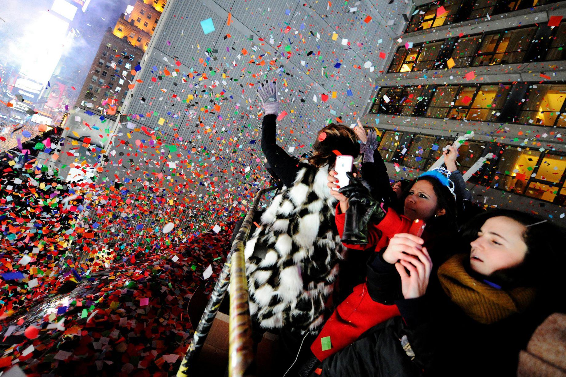 Revelion 2017 New York