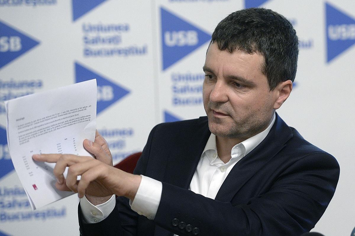USR critică PSD pentru măsura de eliminare a plății taxei CASS precum și a impozitului pe venit pentru pensiile sub 2000 RON.