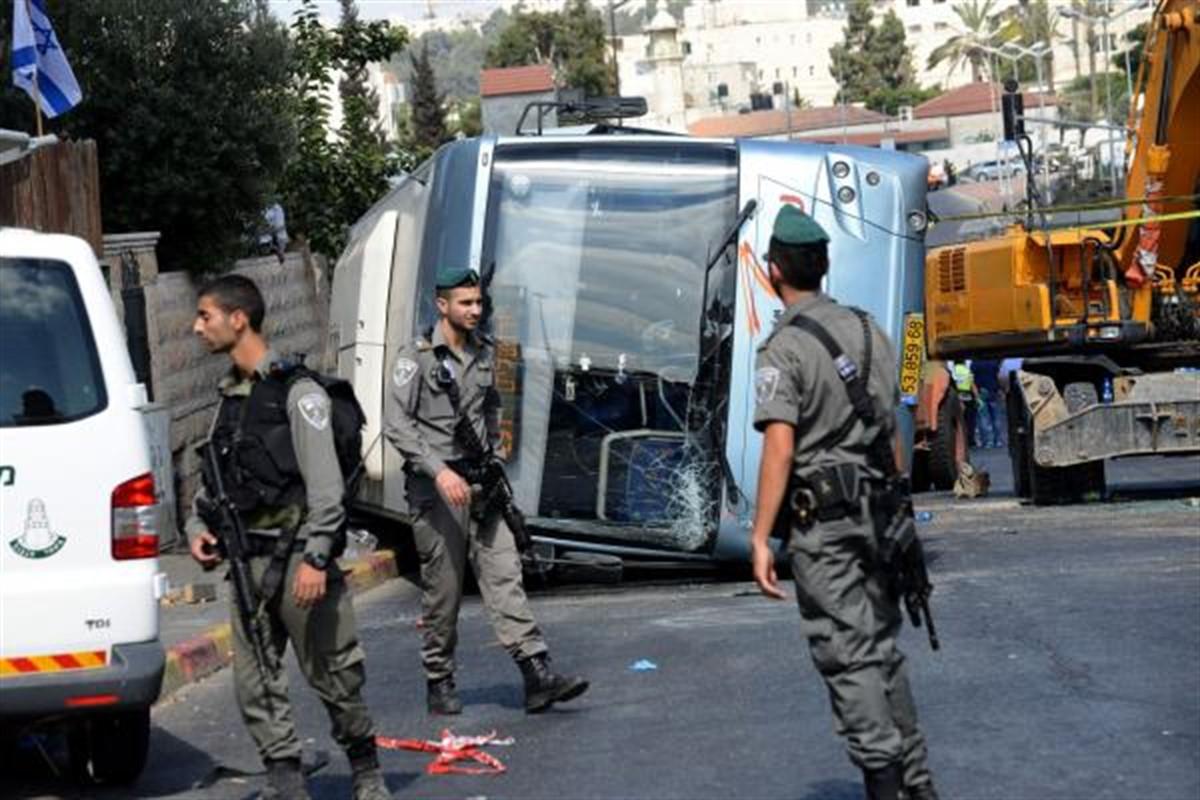 Israel: Posibil atac terorist la Ierusalim. Un camion a intrat in oameni