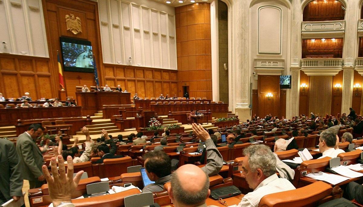 Camera Deputaților se reunește joi, în sesiune extraordinară, pentru modificarea Codului Fiscal.