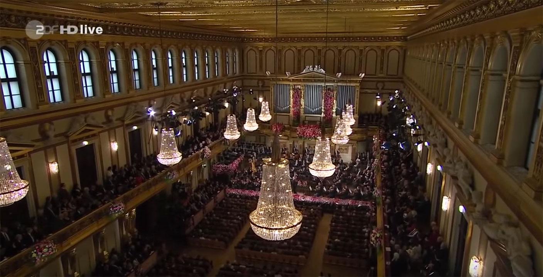 Concertul de Anul Nou de la Viena 2017 - în direct în România LIVE streaming online