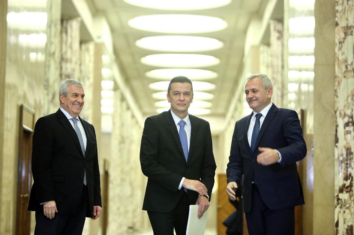 Liderul social-democrat Liviu Dragnea anunță că 2% din PIB vor fi alocați Armatei. El a spus că nu se opune organizării unui referendum.