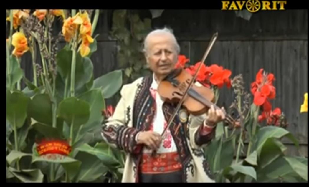 Violonistul Gheorghe Parnica a murit la vârsta de 86 de ani. El a colaborat cu marile nume ale muzicii populare românești.