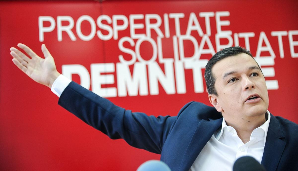 Premierul Sorin Grindeanu a afirmat, cu privire la legea grațierii, că abuzul în serviciu și conflictul de interese nu se dezincriminează.