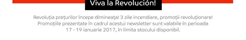 Revoluția prețurilor la eMAG: Catalog Oferte și reduceri în ianuarie 2017