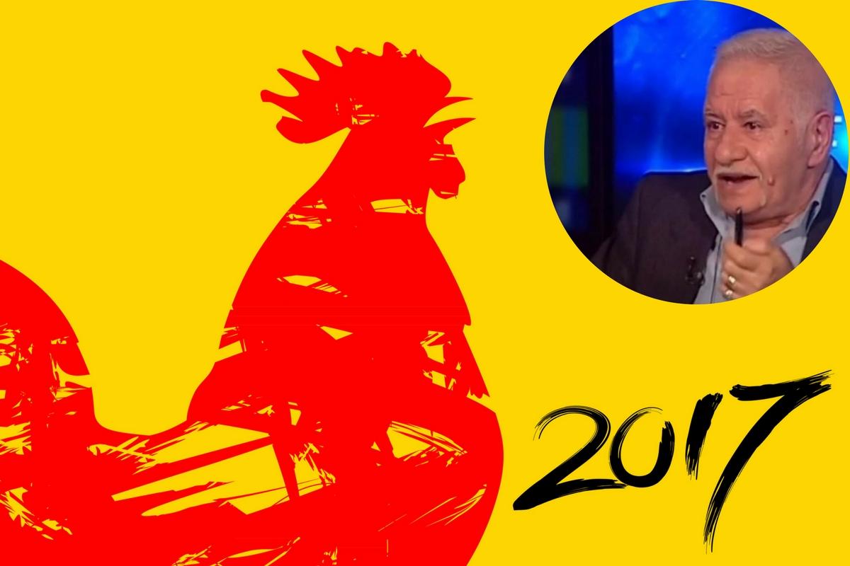 Mihai Voropchievici a făcut previziuni despre Anul Cocoșului de Foc, în cadrul emisiunii Adevăruri Ascunse din 28 ianuarie.