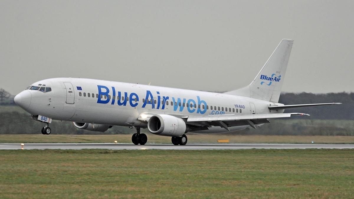 Zboruri București - Roma la Blue Air, suplimentate de la 1 februarie 2017. Ce prețuri au biletele și ce oferă compania pasagerilor săi.