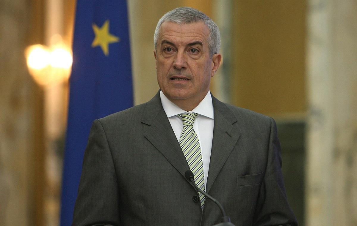 Călin Popescu Tăriceanu a anunțat că ordonanța de urgență a fost retrasă. Președintele Senatului a făcut anunțul.