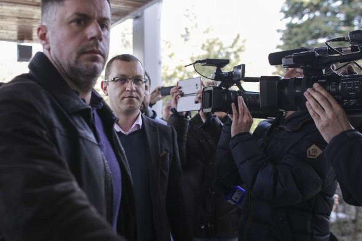 Cristian Anastasescu, cumnatul lui Sebastian Ghiță, a fost reținut pentru 24 de ore într-un dosar de spălare de bani.