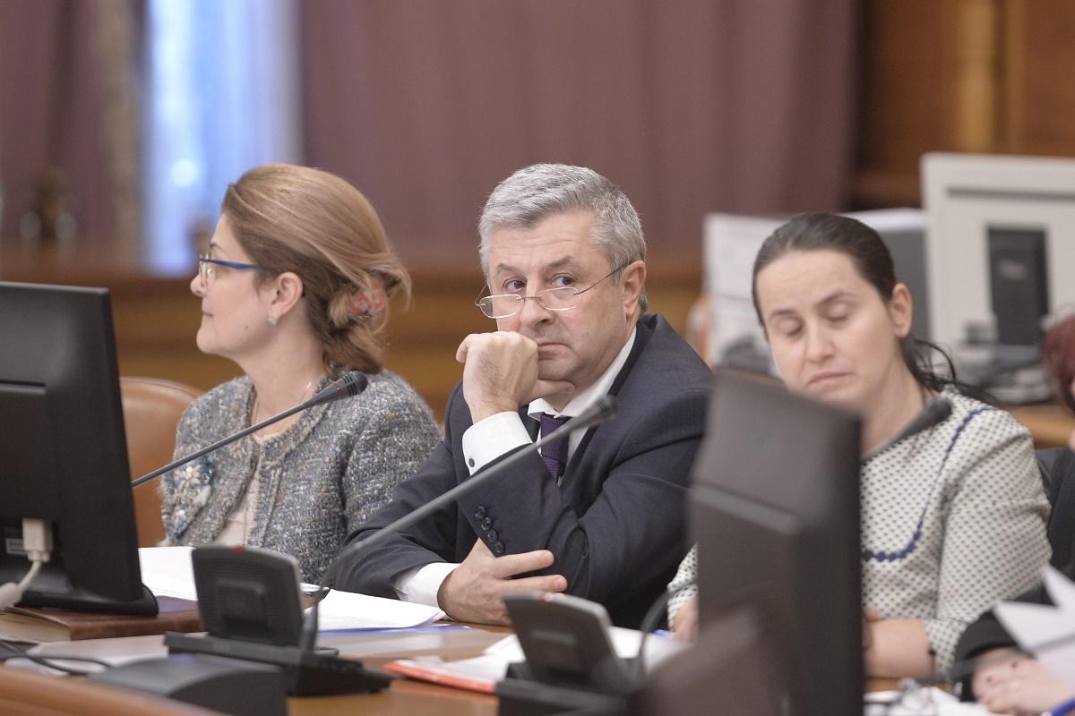 Florin Iordache, ministrul justiției