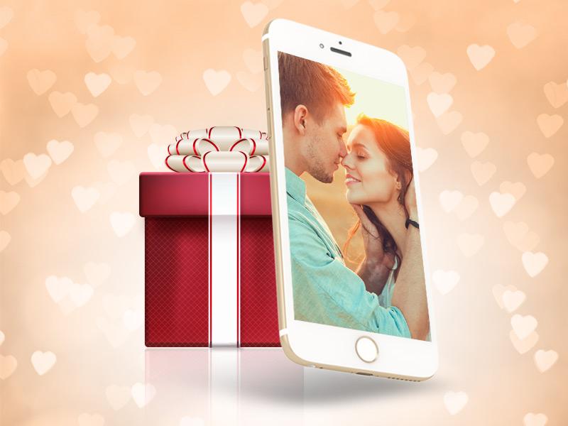 (P) Dacă ai câștiga un iPhone 7 de Ziua Îndrăgostiților, i l-ai dărui?