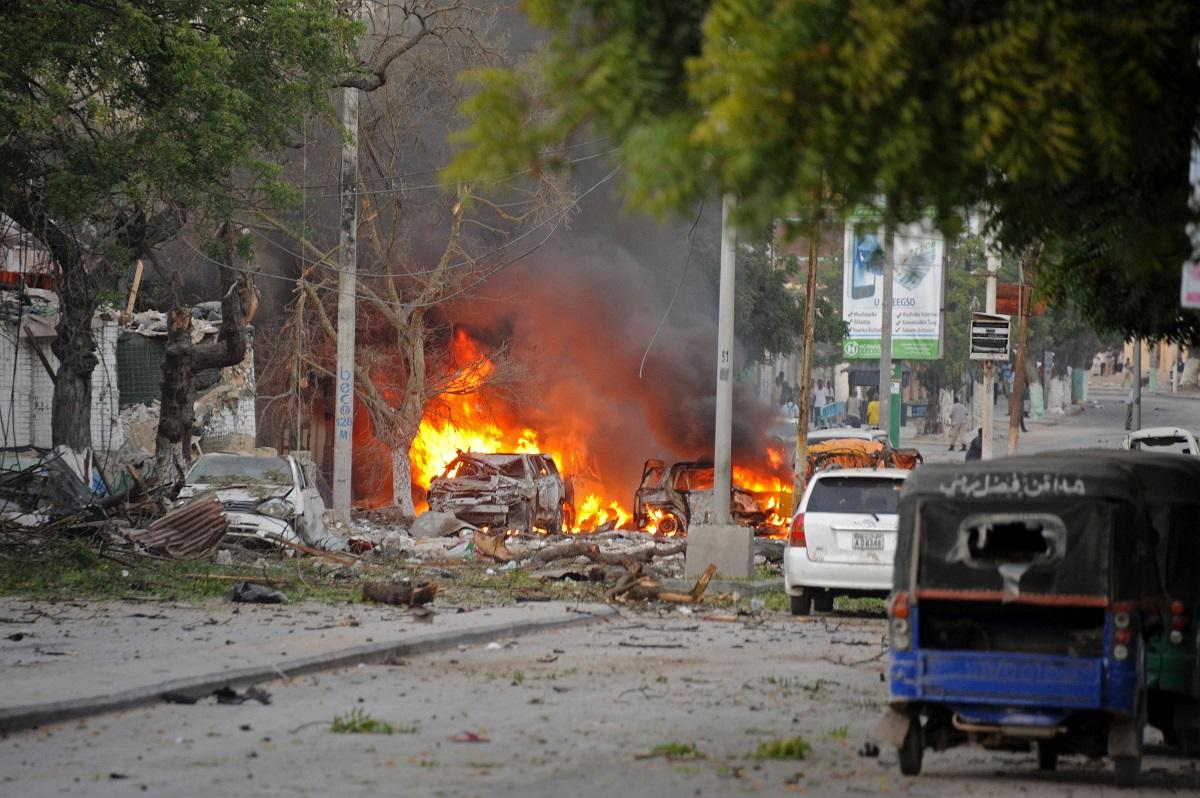 Un nou atentat cutremură lumea! 13 morţi după o explozie