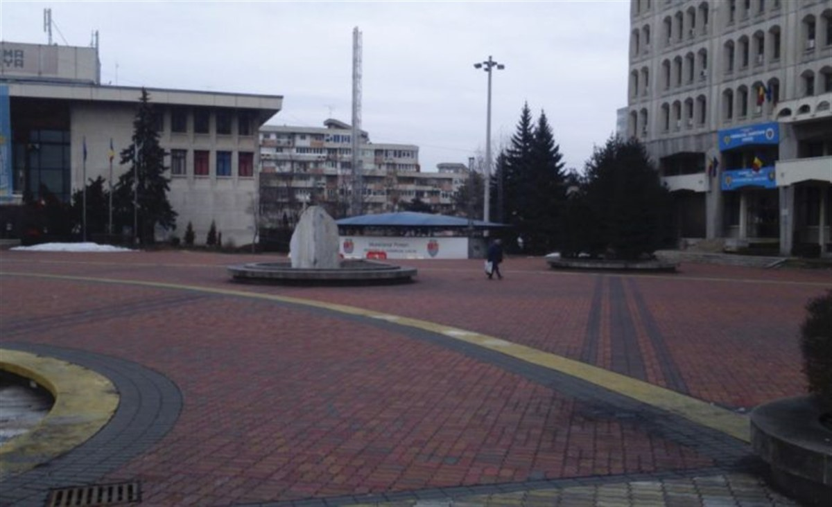 Un miting PSD de susținere a Guvernului a eșuat la Pitești. La manifestația organizată pe Facebook nu a venit niciun manifestant.