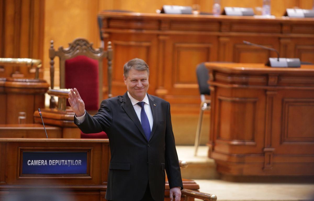 Parlamentul discută astăzi solicitarea președintelui Klaus Iohannis privind referendumul pe justiție, cerut de șeful statului din luna ianuarie.