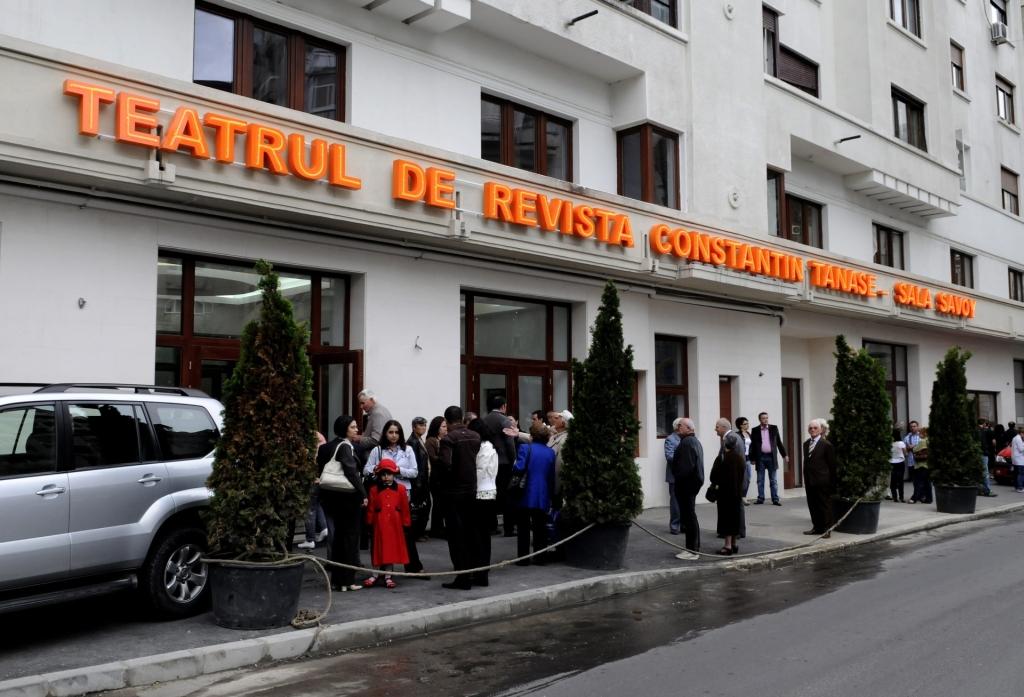 A murit Mihaela Stroe Căpățâneanu, directorul adjunct de la Teatrul de Revistă Constantin Tănase, a anunțat instituția.