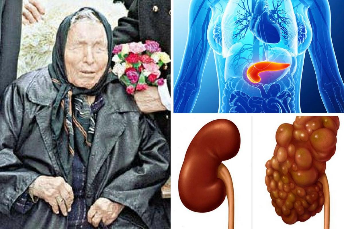Baba Vanga, celebra clarvăzătoare bulgară, a oferit mai mute remedii pentru felurite maladii, printre care diabet și boli de rinichi