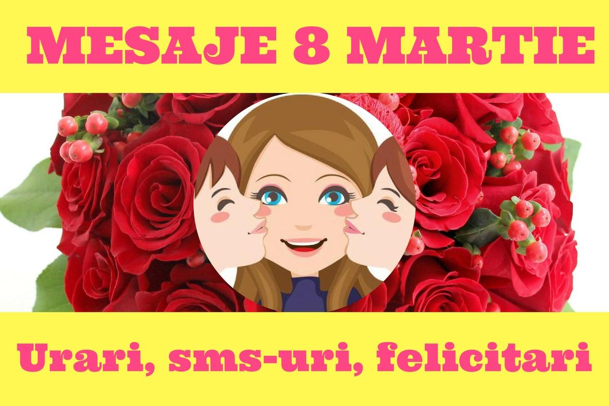 Mesaje 8 martie 2021. Urări și sms-uri de Ziua Femeii pentru mamă, soră, soacră, iubită, bunică, soție, profesoară