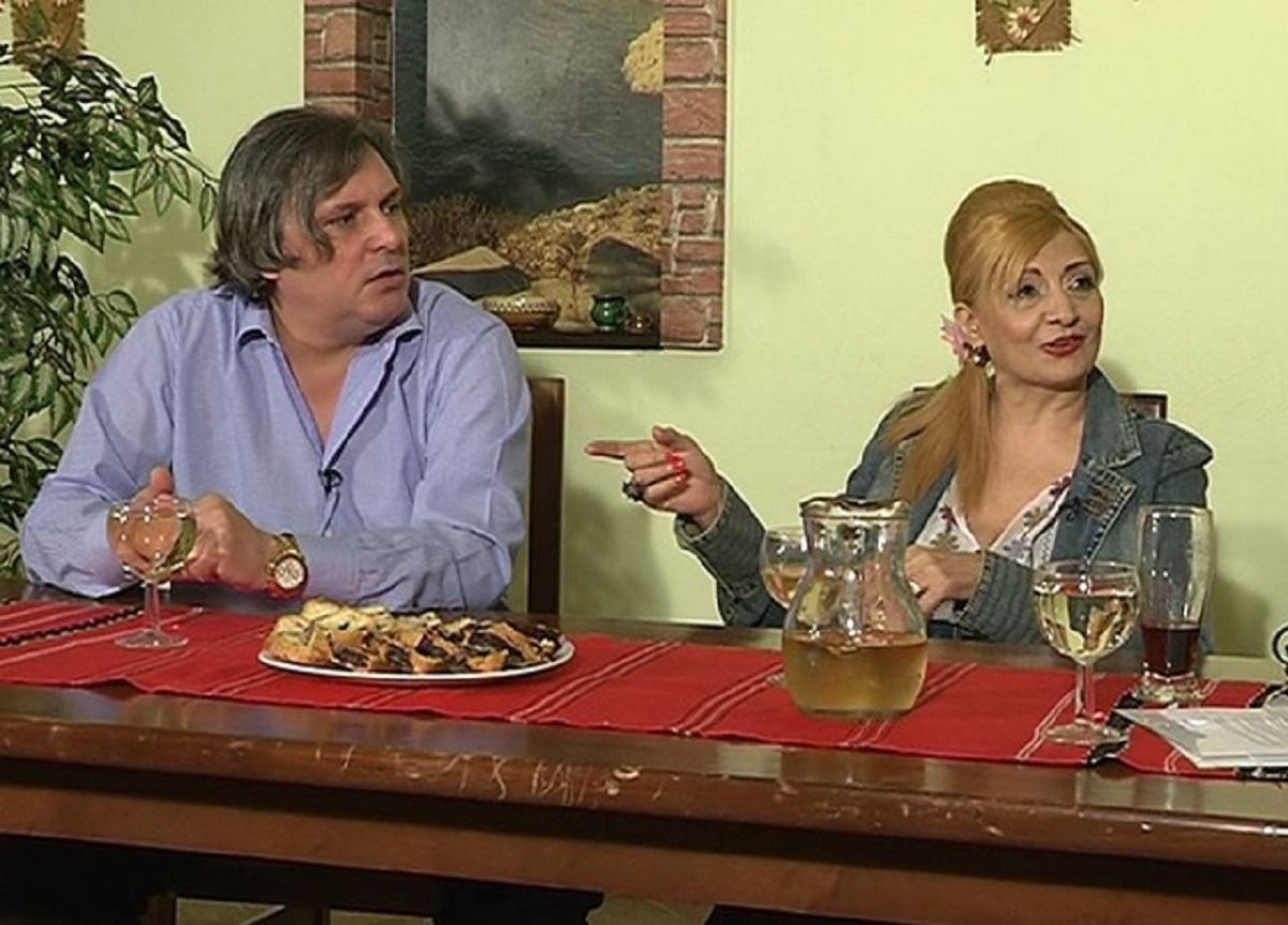 Ileana Ciuculete și Cornel Galeș au avut o poveste incredibilă de dragoste. Cei doi s-au cunoscut în cel mai neașteptat moment.