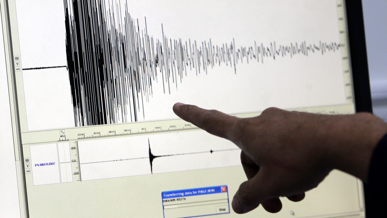 Cutremur puternic în urmă cu puţin timp. Seismul s-a produs la o adâncime foarte mică