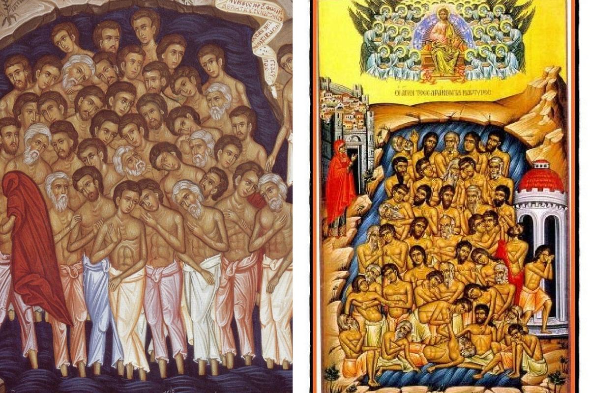 Sfinții 40 de mucenici sunt prăznuiți pe 9 martie. Această zi de sărbătoare este marcată de tradiții, obiceiuri și superstiții.