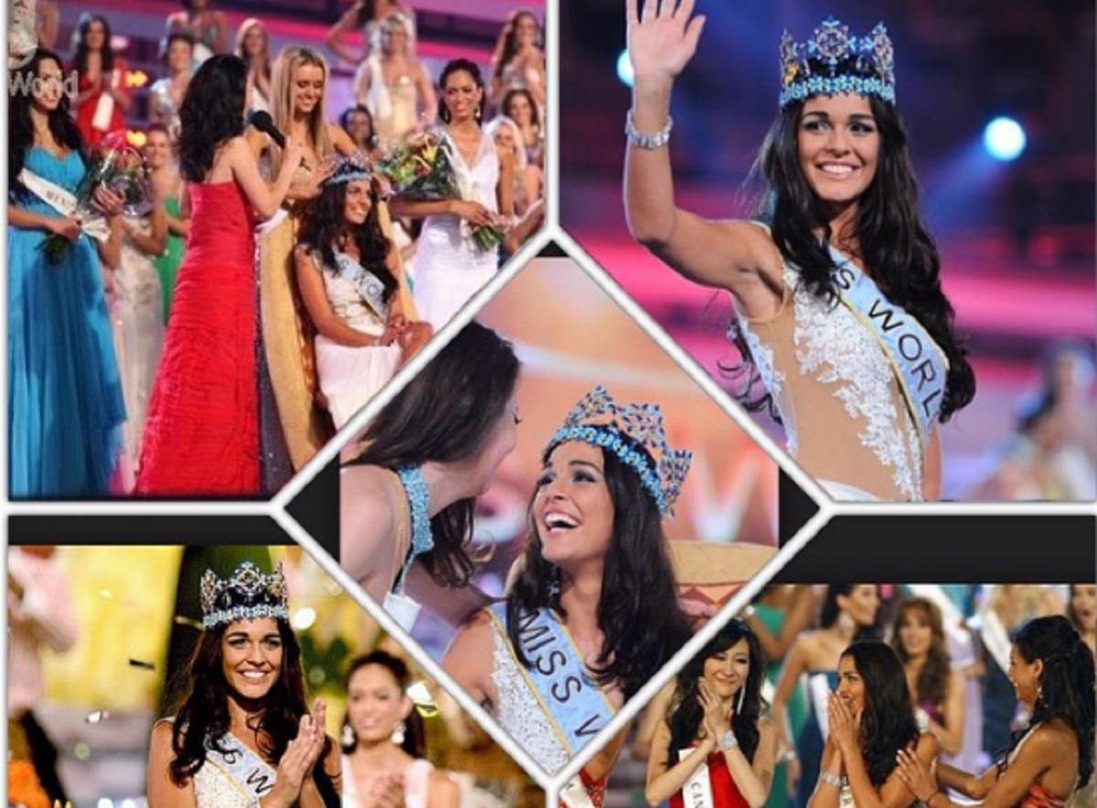 O fostă Miss World ocupă o importantă funcție în țara ei. Oamenii se mândresc și spun că sunt reprezentați de cea mai frumoasă.