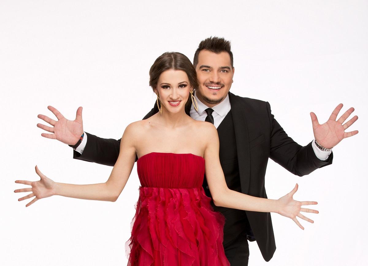 La Mega Mall Bucuresti au loc preselectii pentru show-ul Roata Norocului difuzat de postul de televiziune Kanal D.