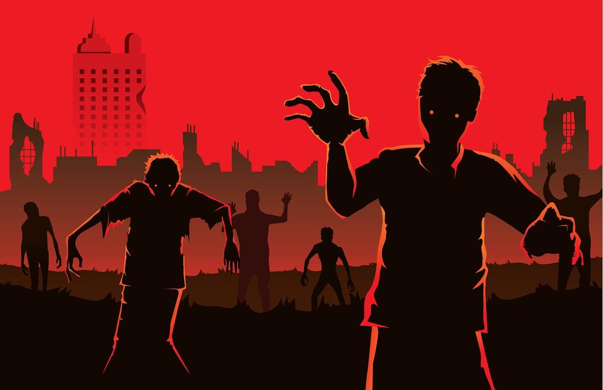 Omenirea ar avea șanse minime de supraviețuire în cazul unei așa numite apocalipse zombie, arată un studiu universitar.