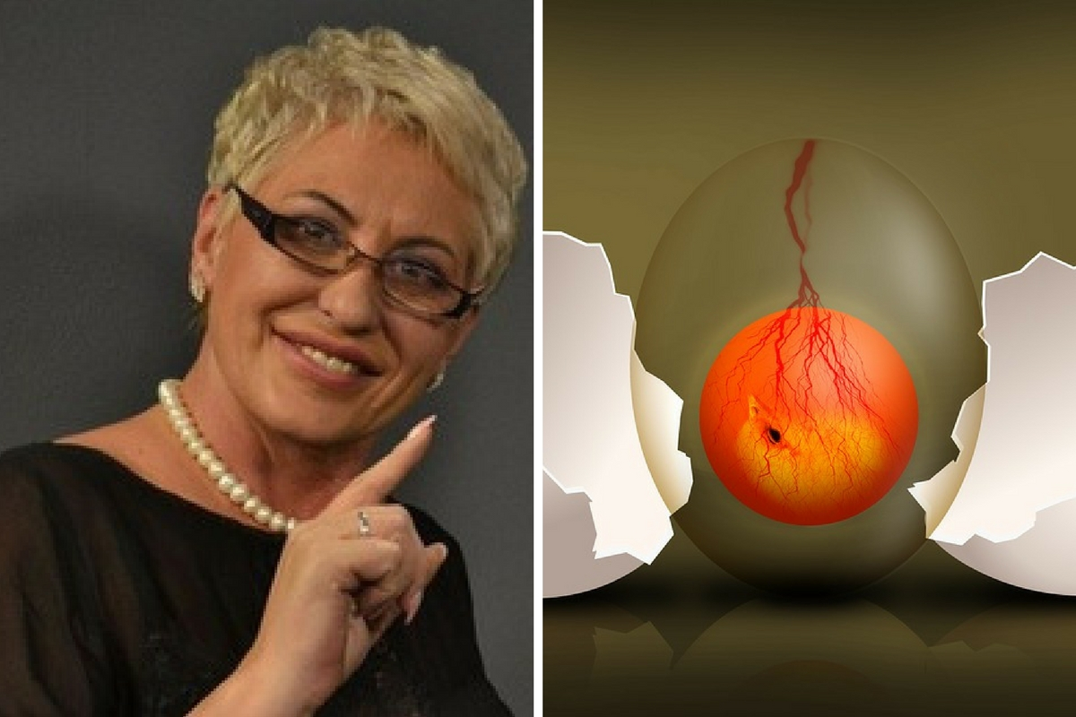Lidia Fecioru: Pune un pahar cu gălbenuș de ou în el pe noptieră și vei scăpa de....