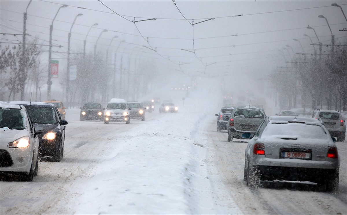 Vremea rea care a cuprins România face ravagii în țară. CIrculația feroviară a fost îngreunată pe mai multe drumuri.