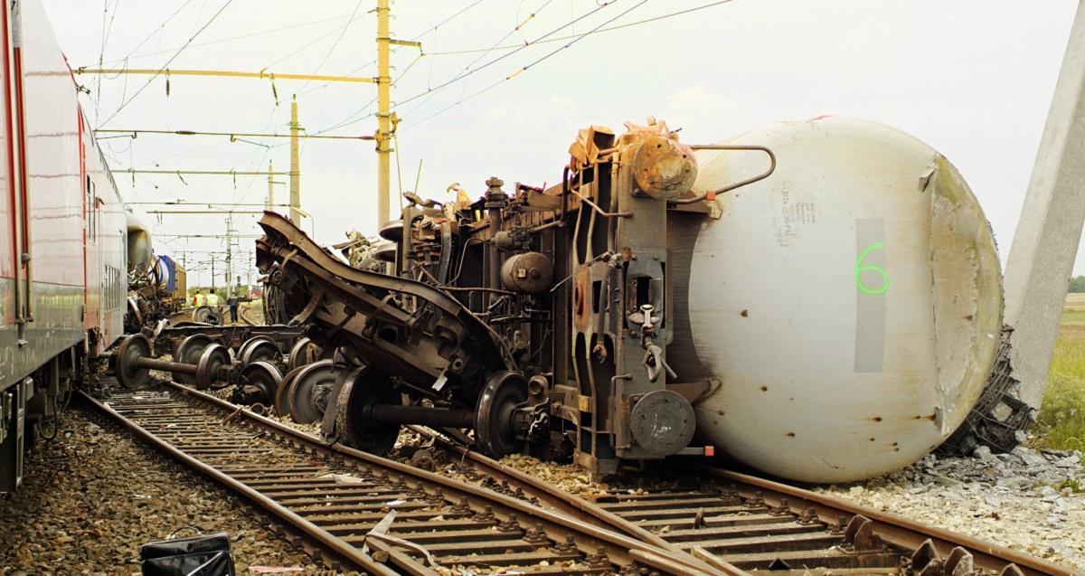 Accident feroviar în Grecia. 4 persoane au decedat