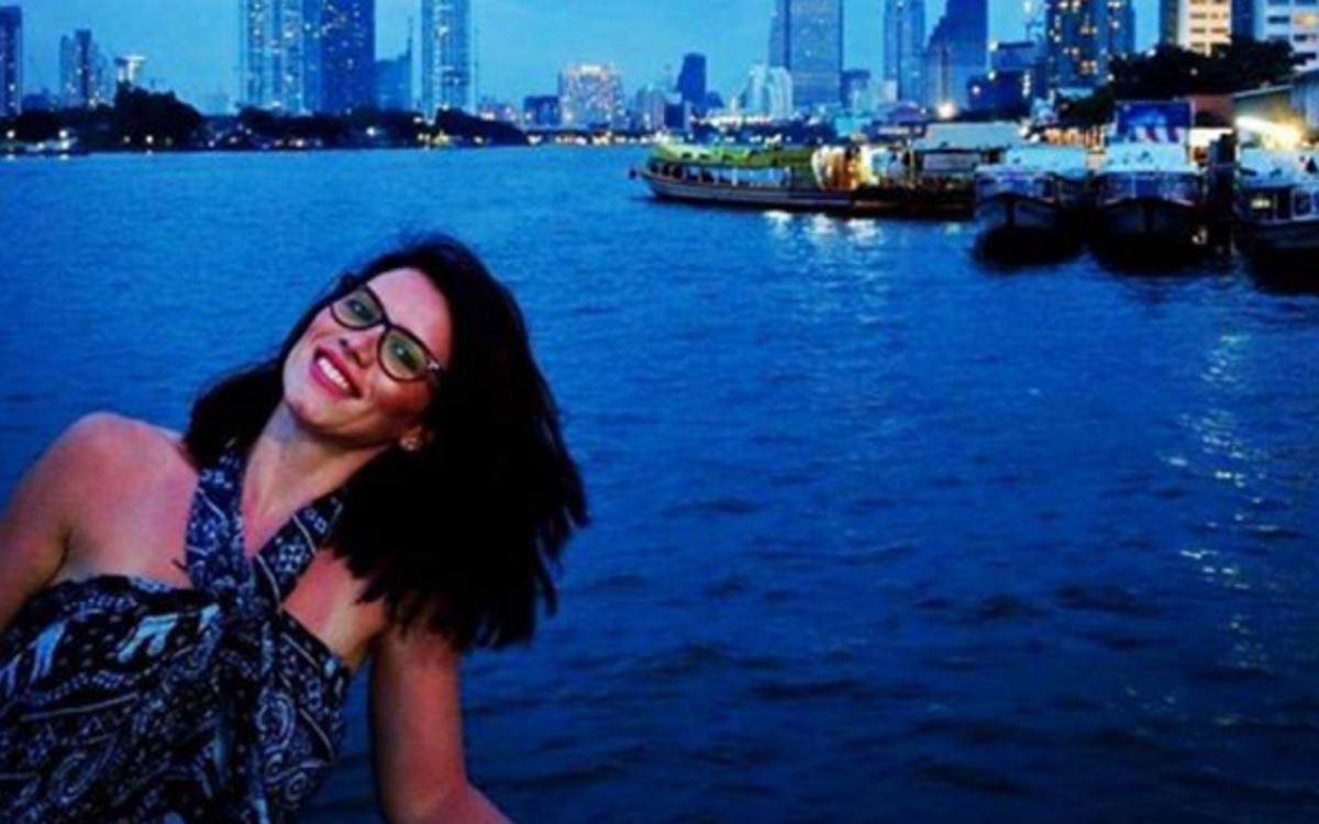 Andreea Cristea, românca decedată în atentatul din Londra, condusă pe ultimul drum
