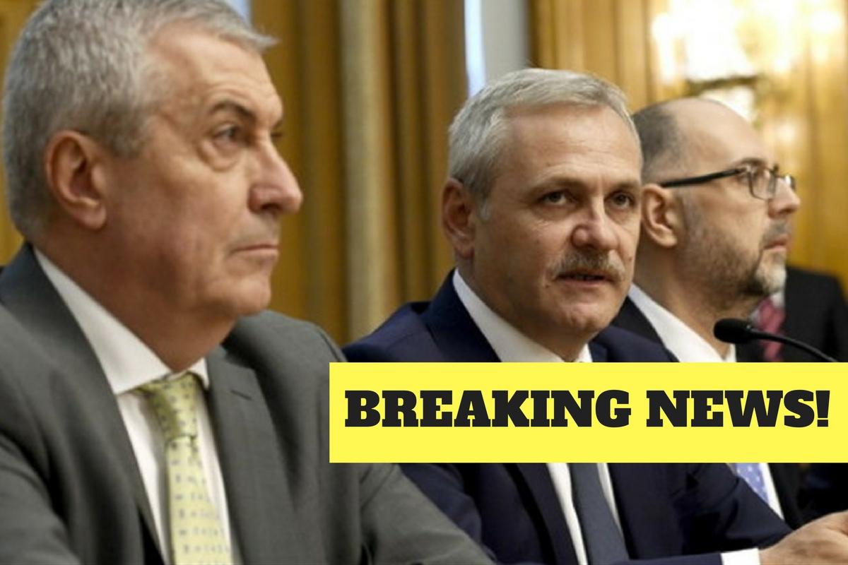 Legea grațierii va fi retrimisă în Comisia Juridică, a anunțat președintele Senatului, Călin Popescu Tăriceanu.