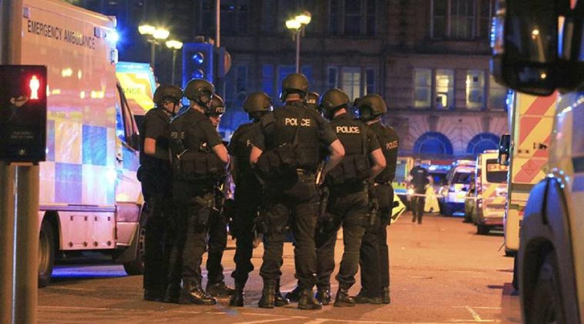 Explozie într-un mall din Manchester