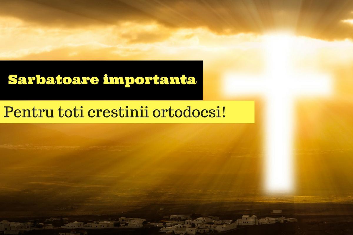 Arătarea semnului Sfintei Cruci pe cer la Ierusalim este celebrată de creștinii ortodocși în data de 7 mai.