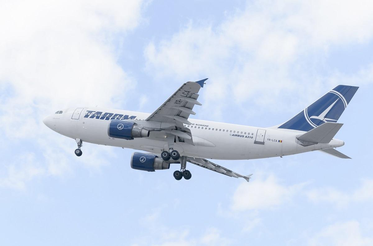 """Compania TAROM lansează oferta """"Avioane noi, hai si voi, tarif unic 92*"""", cu ocazia introducerii în flotă a două aeronave B737-800NG."""