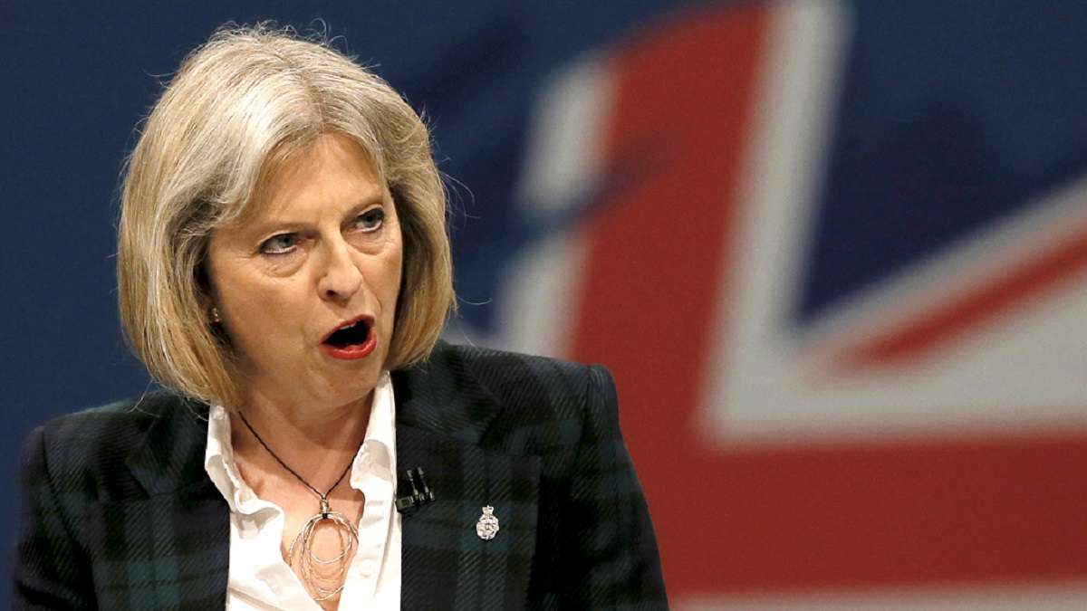 Theresa May, reacție oficială după atentatul din Manchester