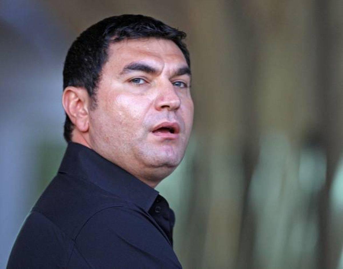 Cristi Borcea a revenit în penitenciar după botezul fiului său, Milan Cristian. Omul de afaceri dinamovist s-a întors la Jilava.