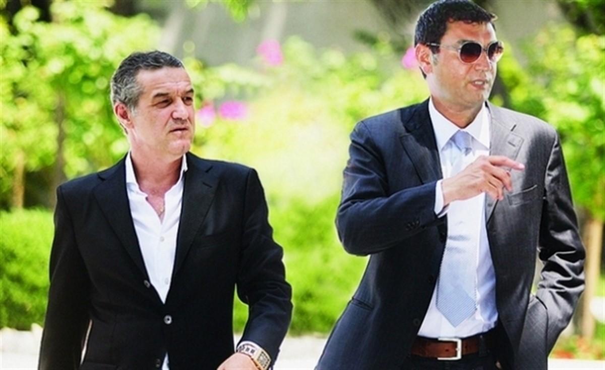Gigi Becali nu a fost prezent la slujba de botez a lui Milan Cristian, fiul lui Cristi Borcea și al Valentinei Pelinel.